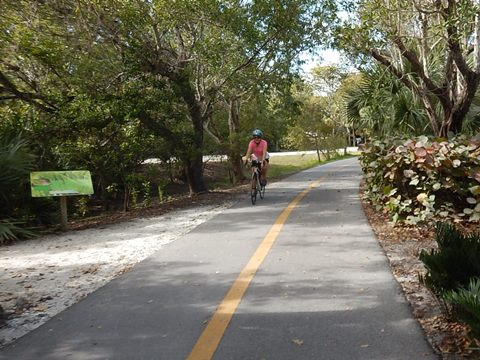 Sanibel Island Trails