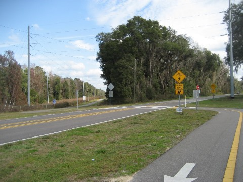 Florida Bike Trails, Good Neighbor Trail